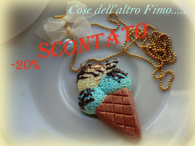 "Collana ""Summer Ice Cream"""