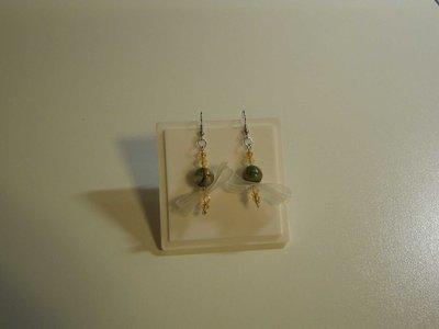 orecchini vetro