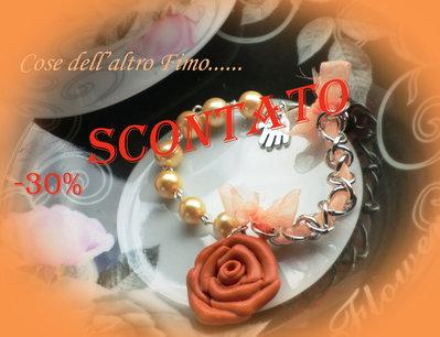 Bracciale Romantic Rose
