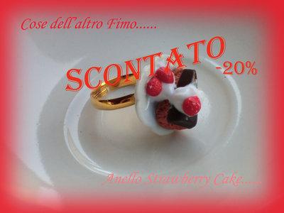 Anello Strawberry Cake
