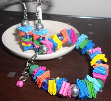 "Bracciale ""Multicolor"""