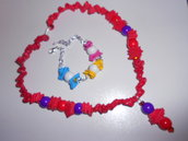 """Collana """"CANDY VIOLET"""""""