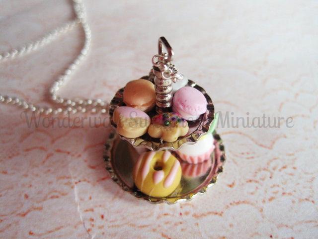Collana Alzatina Sweet Tier Cake handmade