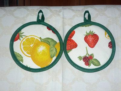 set presine frutta