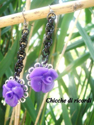 """""""Orecchini Flower Junior"""""""