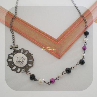 MR W. RABBIT necklace