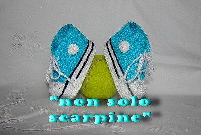 Le scarpine per il vostro bambino sportivo