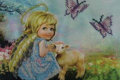 L'angioletto e l'agnellino