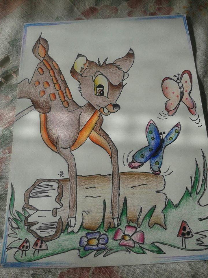 la favola di bambi
