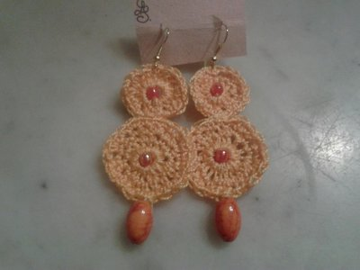 orecchini del sole