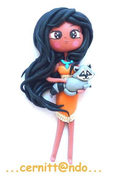 Calamita Pocahontas