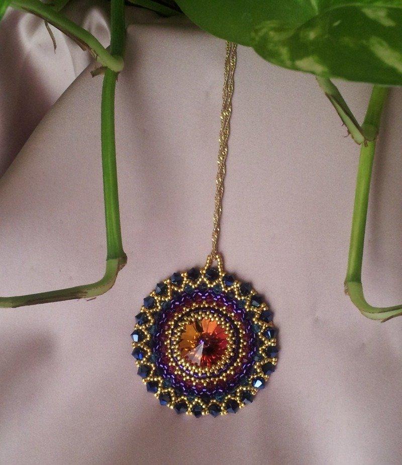 Ciondolo incas design di claudia cattaneo gioielli for Gioielli design