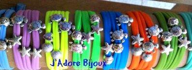 bracciali Lycra handmade