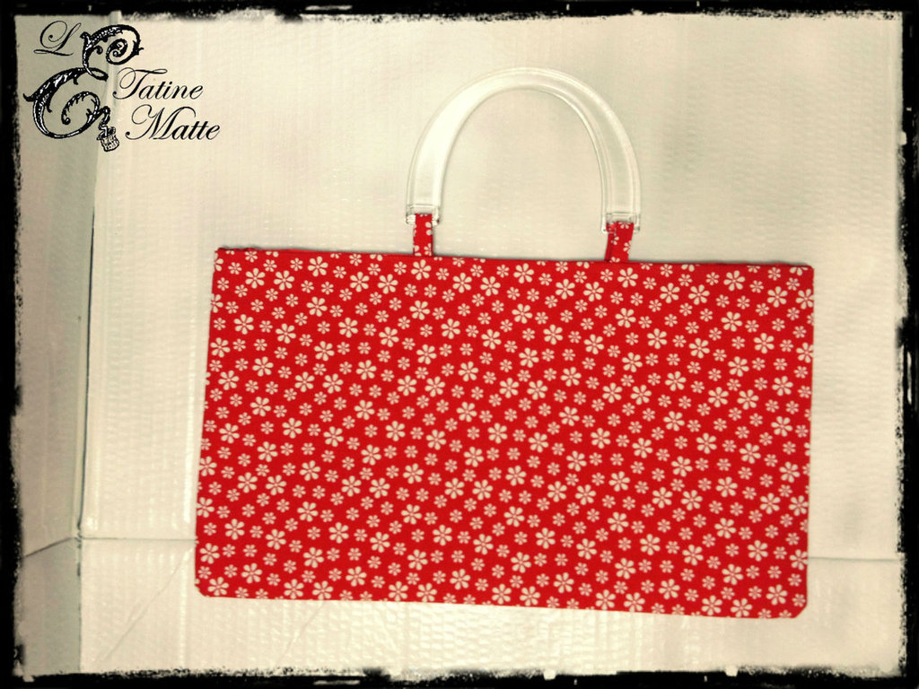 Borsa - Fat Quarter Bag