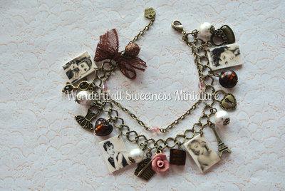 Old Hollywod bracelet