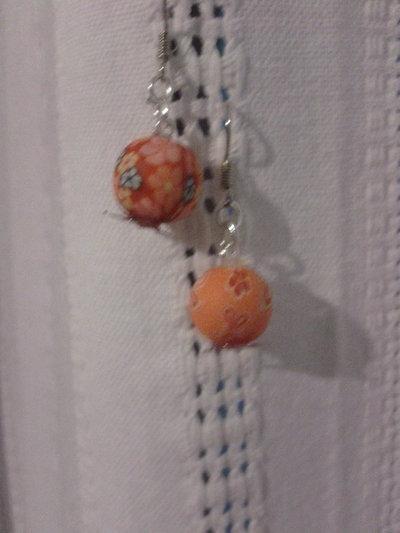 Orecchini perla dacorta