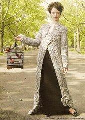 cappotto donna fatto a mano