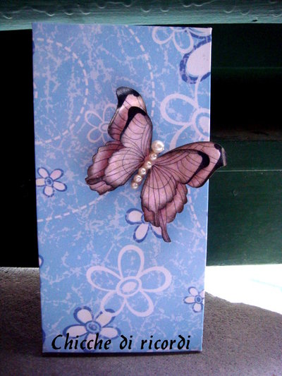 """""""Agenda Butterfly"""""""