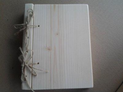 agenda legno