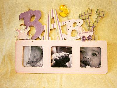 Portafoto Baby