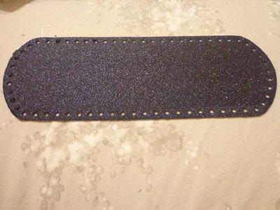 Fondo per borse jeans glitter