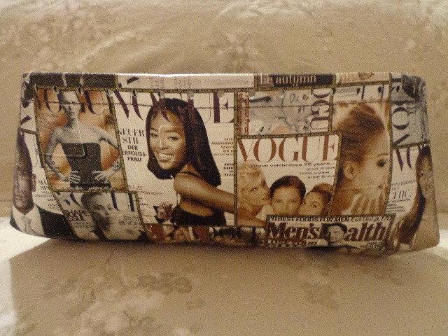 Fondi alti per borse ecopelle Vogue marrone