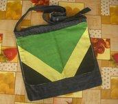 Borsa Jamaica flag