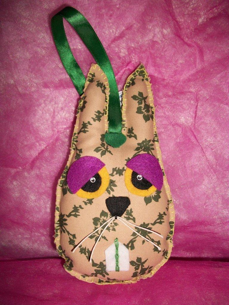 La casa dei Gufi ospita bellissimi coniglietti in stoffa, scegli quello che fa per te!