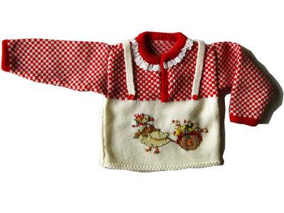 Maglioncino neonato/a