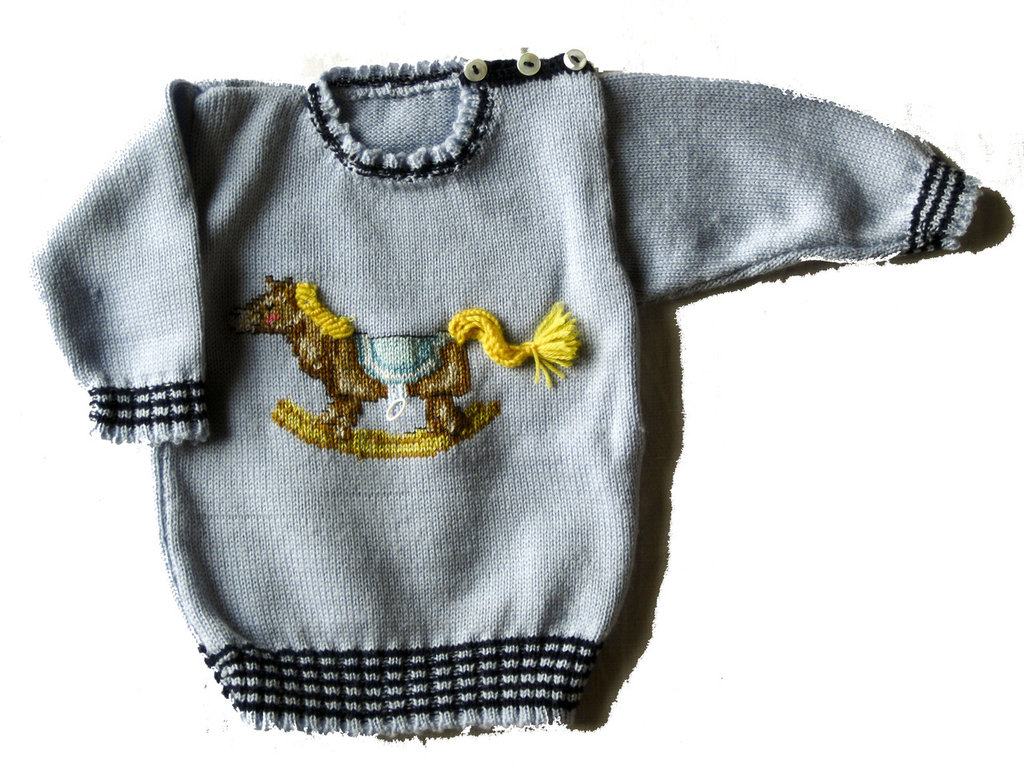 maglioncino per bambini