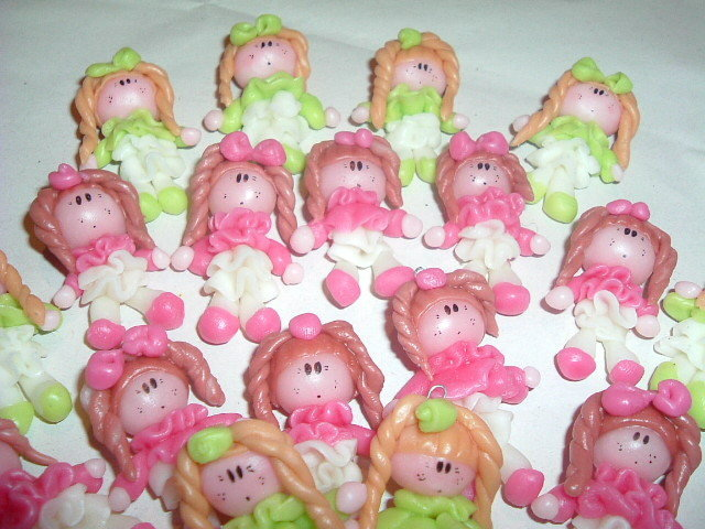 bamboline n pasta di mais