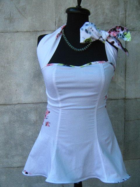 Lungo elegante corsetto