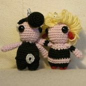 Amigurumi Grease