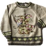 Maglione per bambina