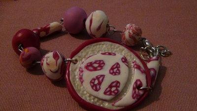 bracciale rosa1