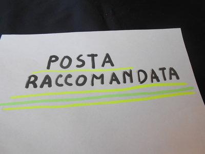 POSTA  RACCOMANDATA!!!!!!
