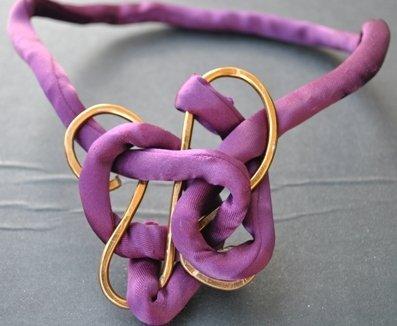 Collana modello Snake