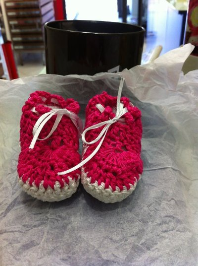Babbucce neonato