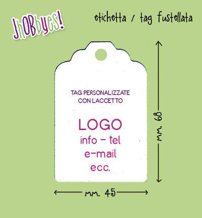 Tag / Etichette Personalizzate