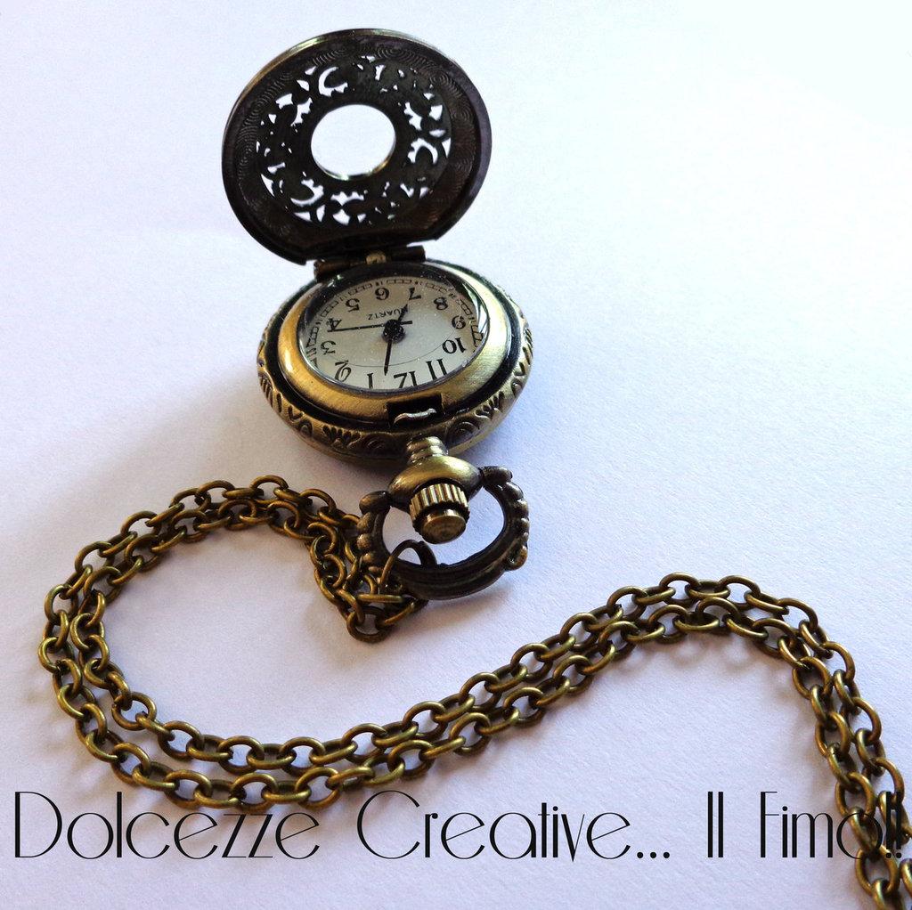 Orologio Vintage Tondo