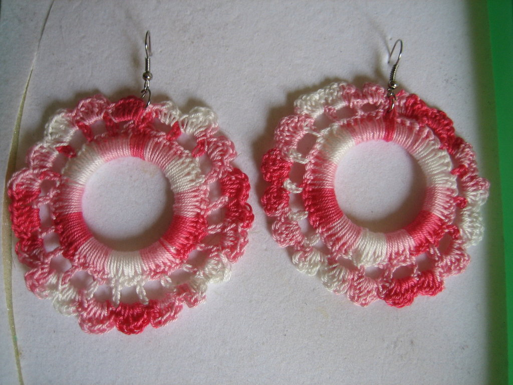 orecchini ad anello