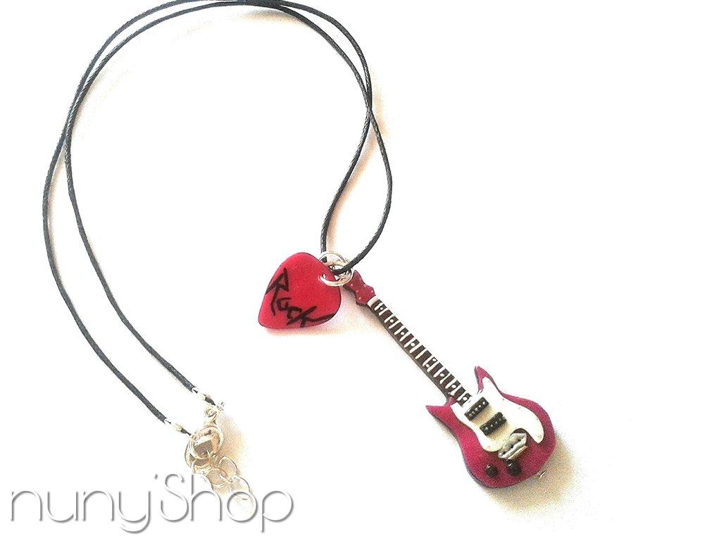 Collana Chitarra elettrica - Let's Rock! - 05