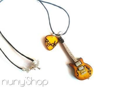 Collana Chitarra elettrica - Let's Rock! - 04