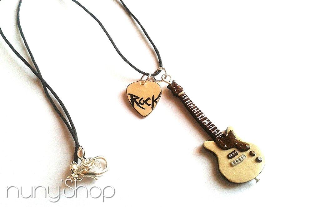 Collana Chitarra elettrica - Let's Rock! - 02