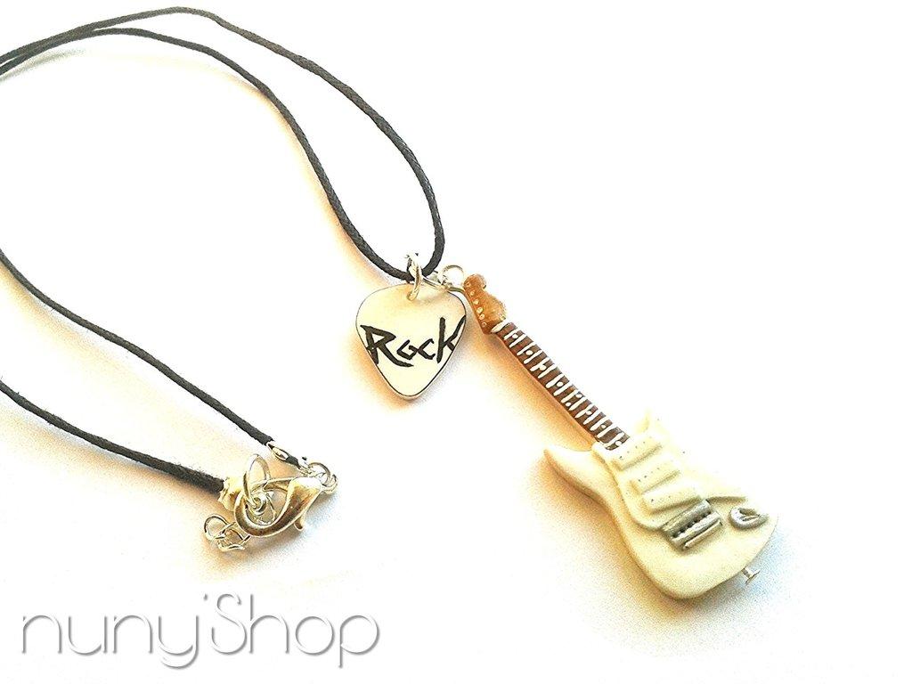 Collana Chitarra elettrica - Let's Rock! - 01