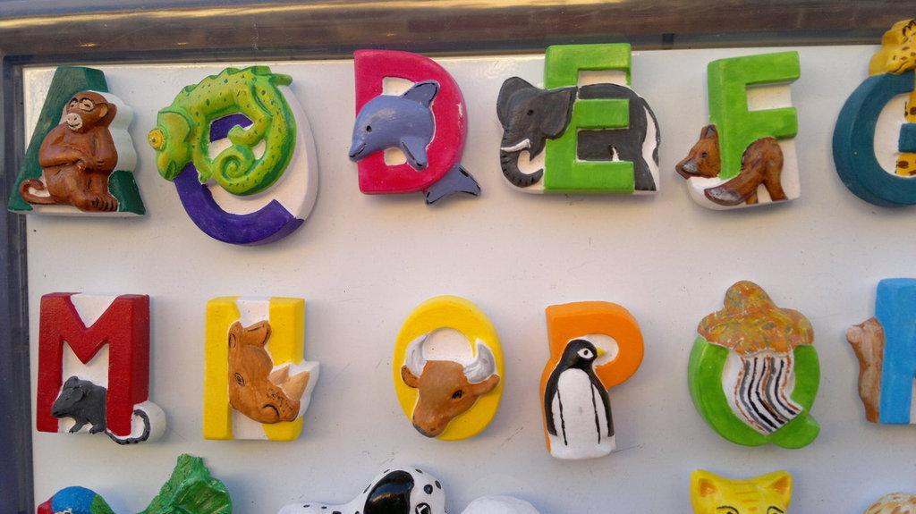 calamite lettere A-Z