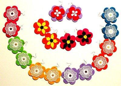 orecchini collezzione Hippy Flower
