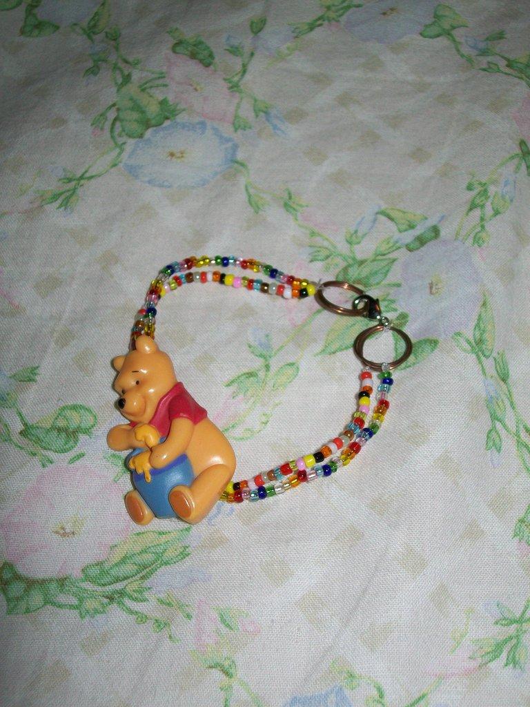bracciale winnie the pooh