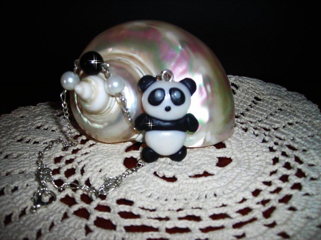 Collana panda