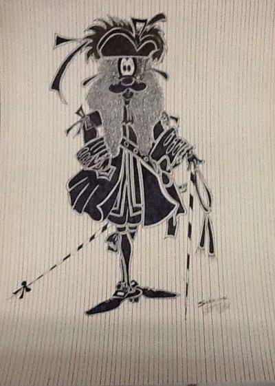 Il personaggio 'Carnevalesco '